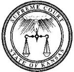 Kansas Supreme Court seal
