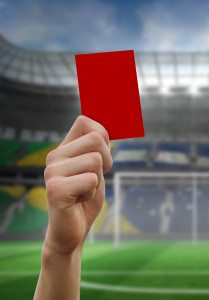 Red Card DQ
