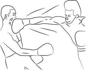 boxer punchback
