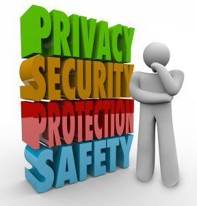 privacy security safety