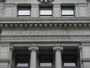 John Adams Courthouse Massachusetts